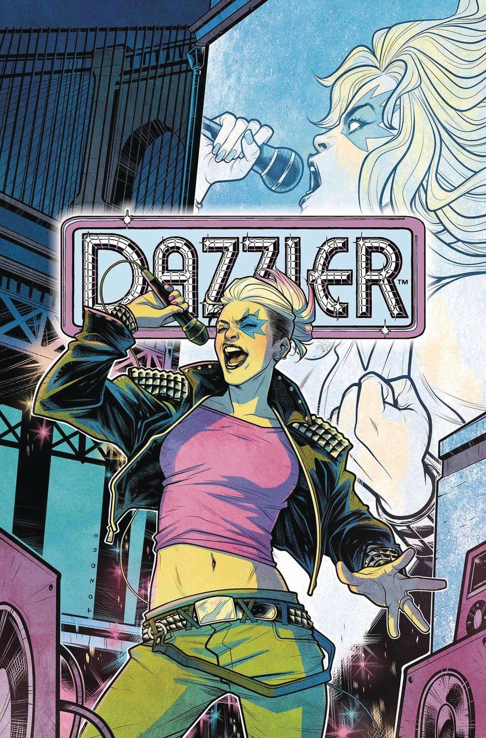 DAZZLER X SONG #1