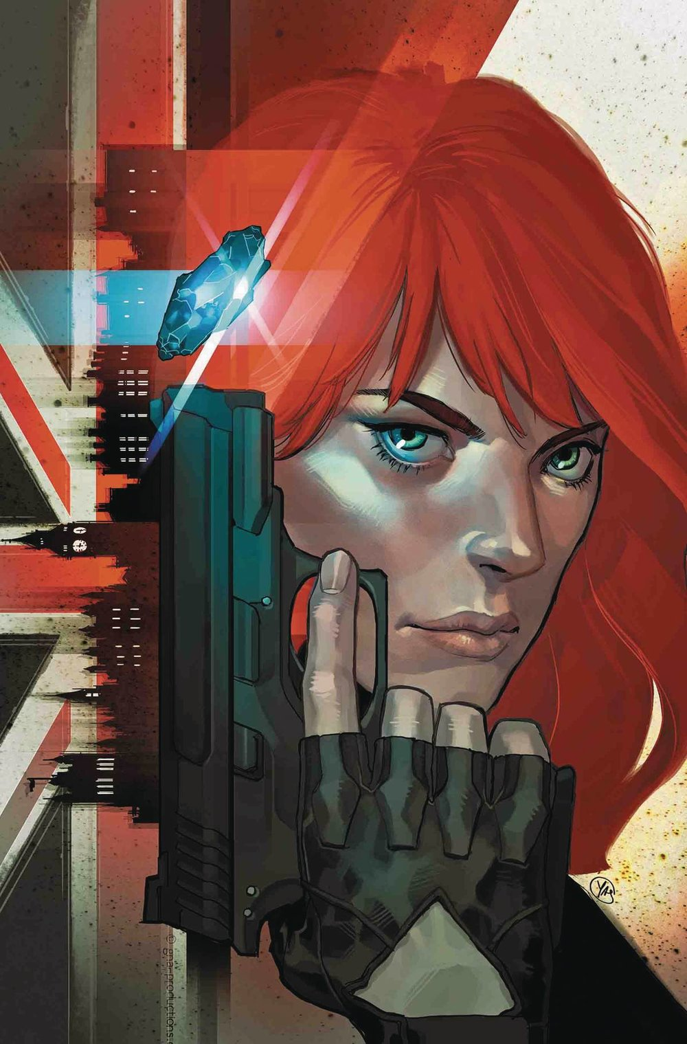 INFINITY COUNTDOWN BLACK WIDOW #1