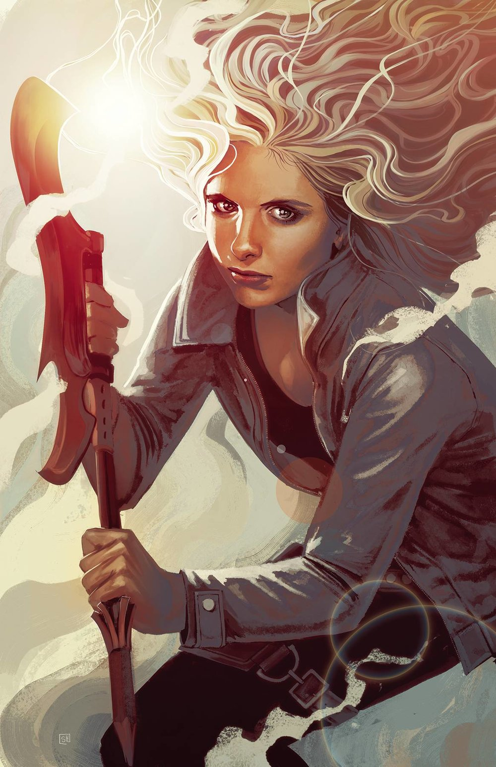 BUFFY THE VAMPIRE SLAYER SEASON 12 THE RECKONING #1