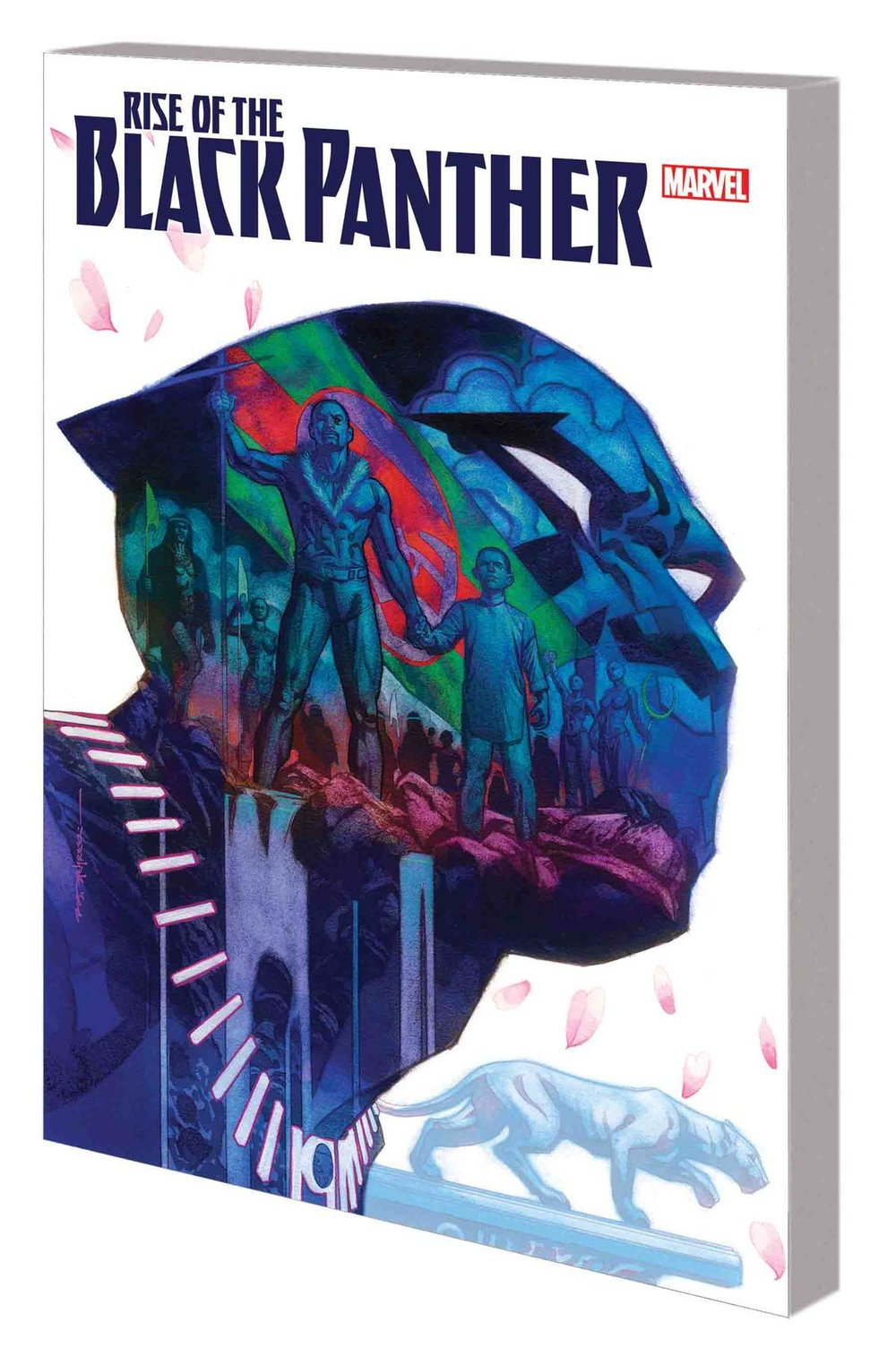 RISE OF THE BLACK PANTHER TP