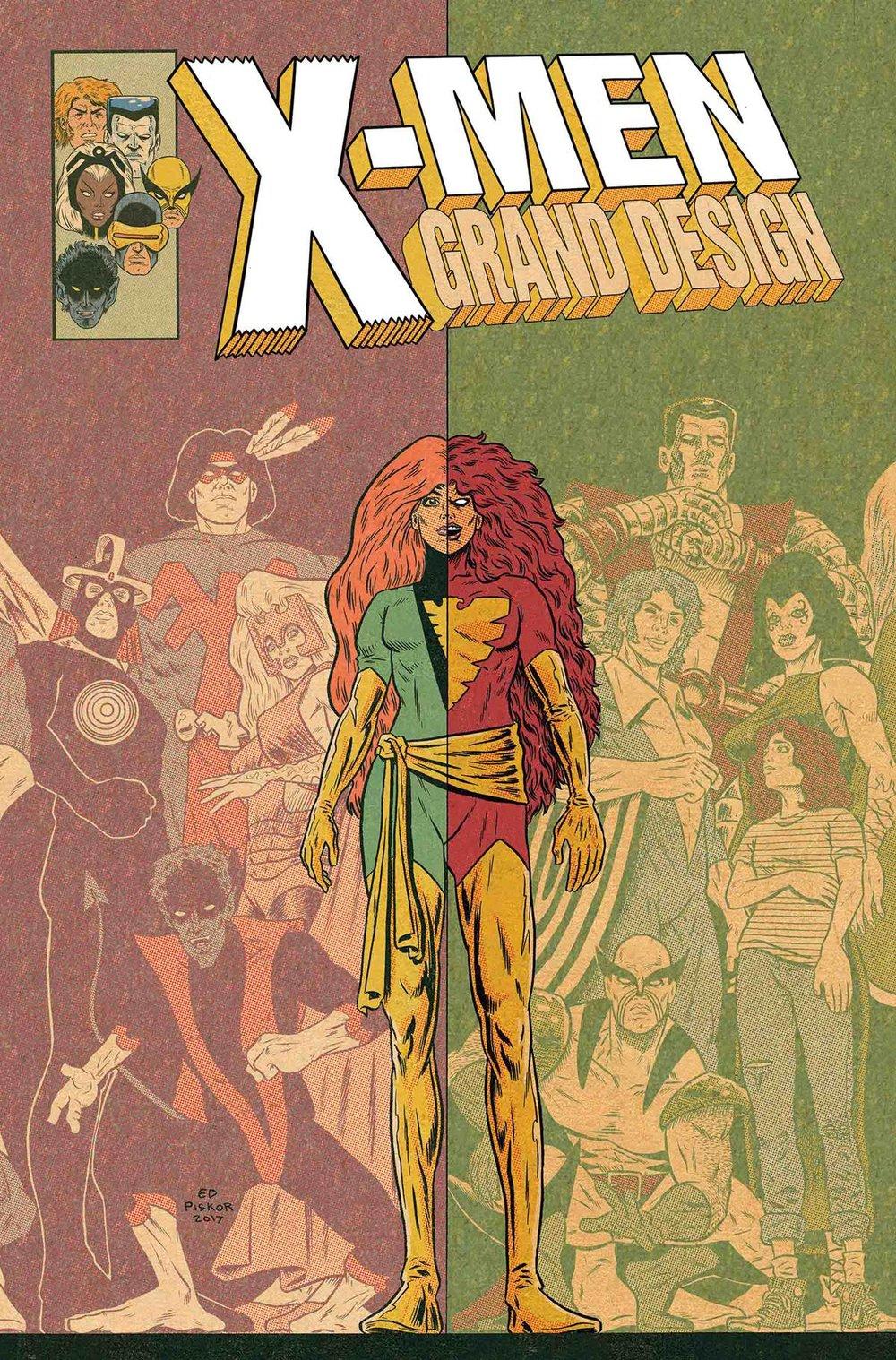 X-MEN GRAND DESIGN SECOND GENESIS #1
