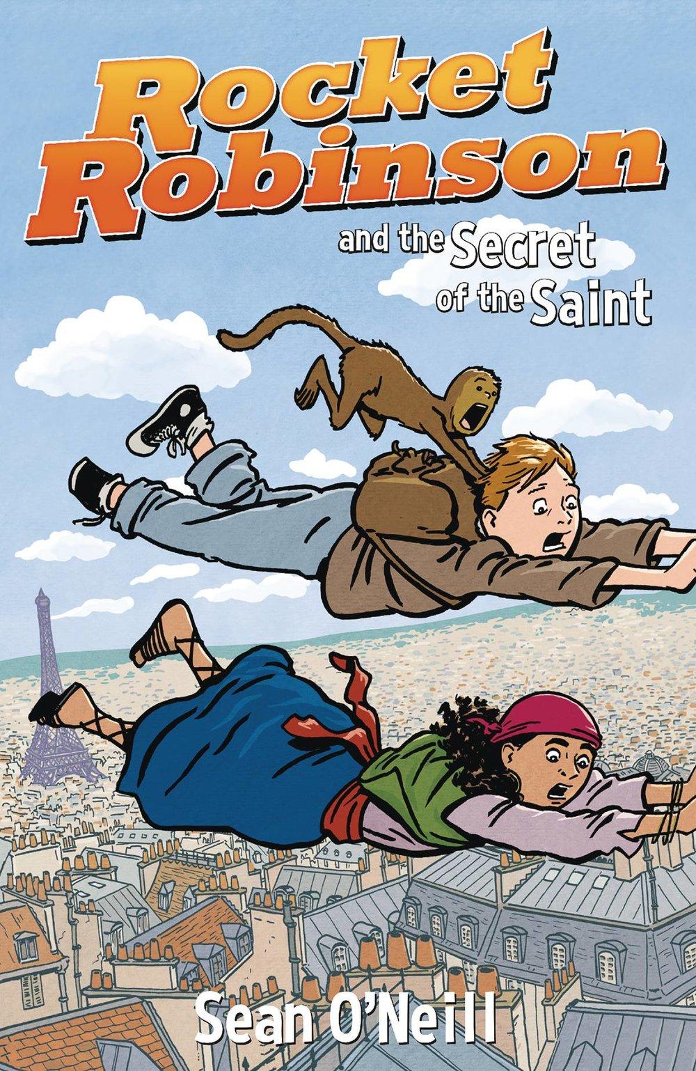 ROCKET ROBINSON SECRET SAINT TP