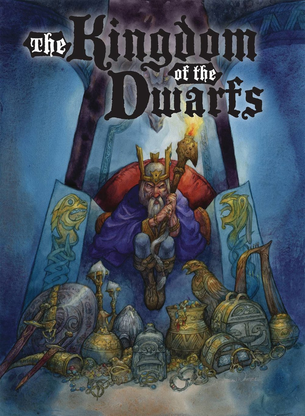 KINGDOM OF THE DWARFS HC