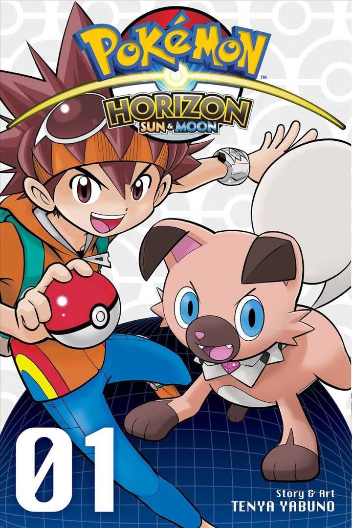 POKEMON HORIZON SUN & MOON GN VOL 01