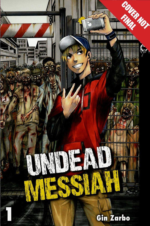 UNDEAD MESSIAH MANGA GN VOL 01