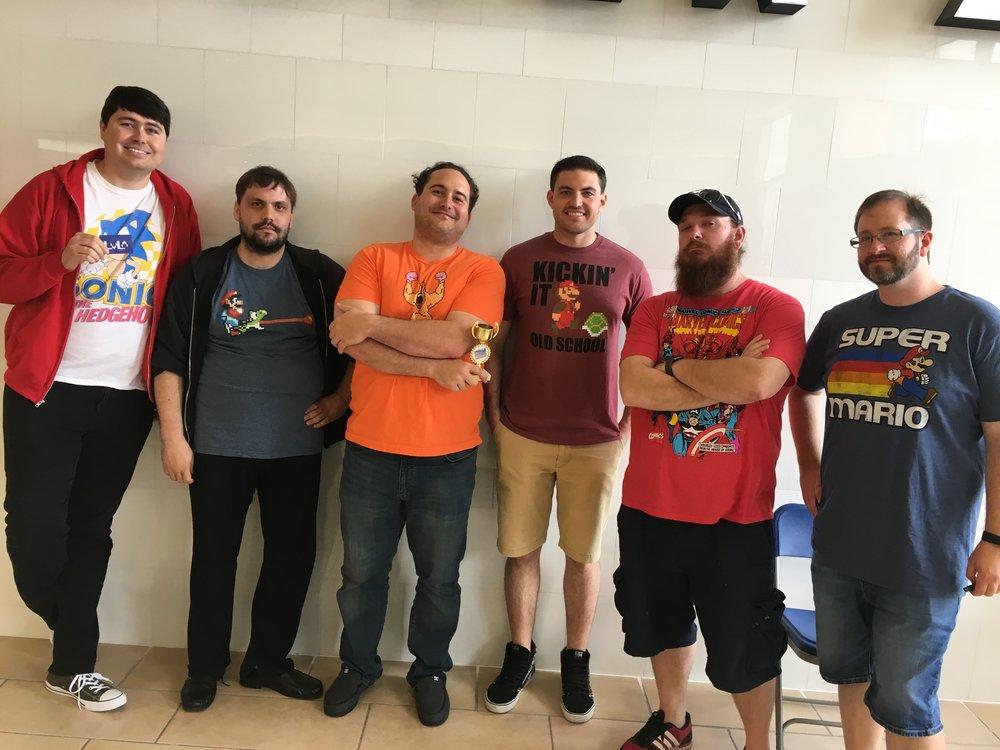 Retro Challenge Finalists