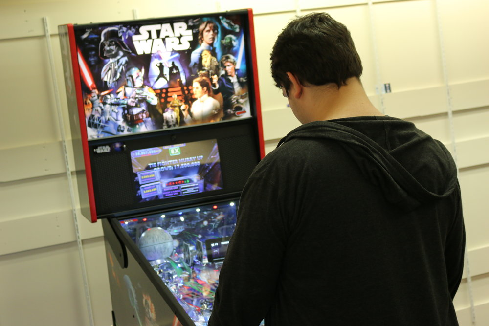 He's A Pinball Jedi, There Has To Be A Mind Trick!