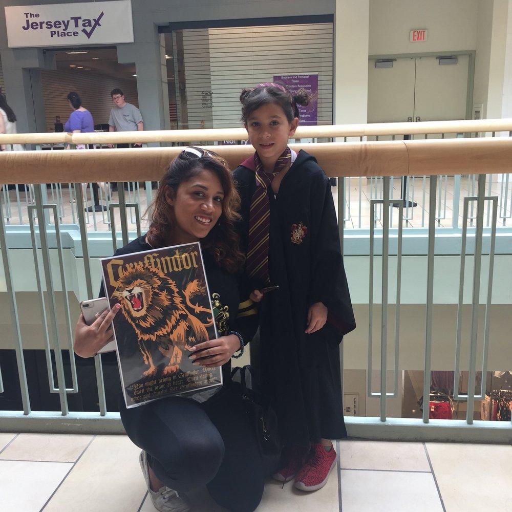 Ten Points To Gryffindor!