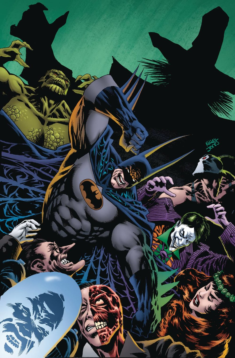 BATMAN KINGS OF FEAR #1
