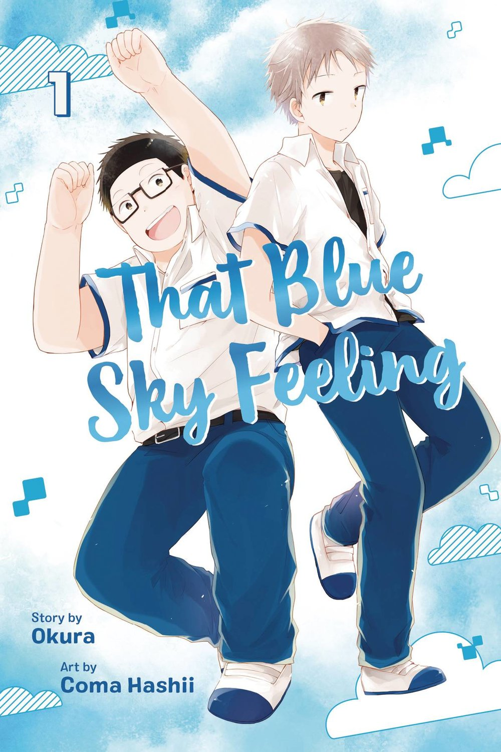 THAT BLUE SKY FEELING GN VOL 01