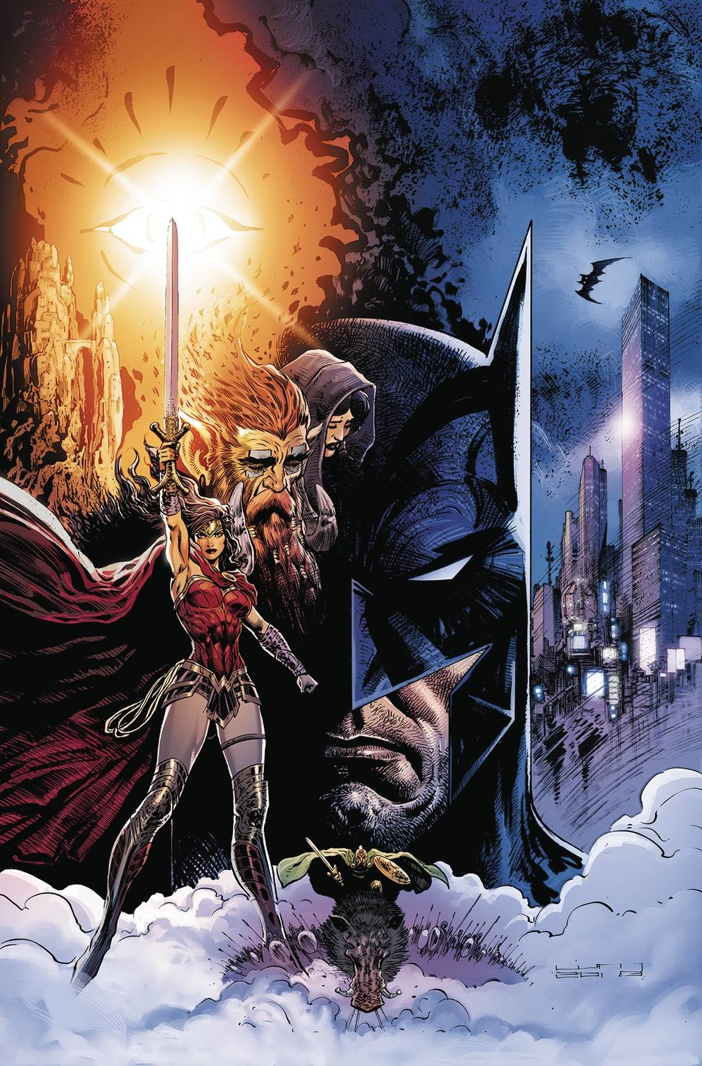 THE BRAVE AND THE BOLD: BATMAN AND WONDER WOMAN HC