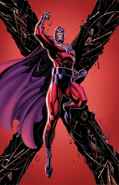 X-MEN BLACK – MAGNETO #1