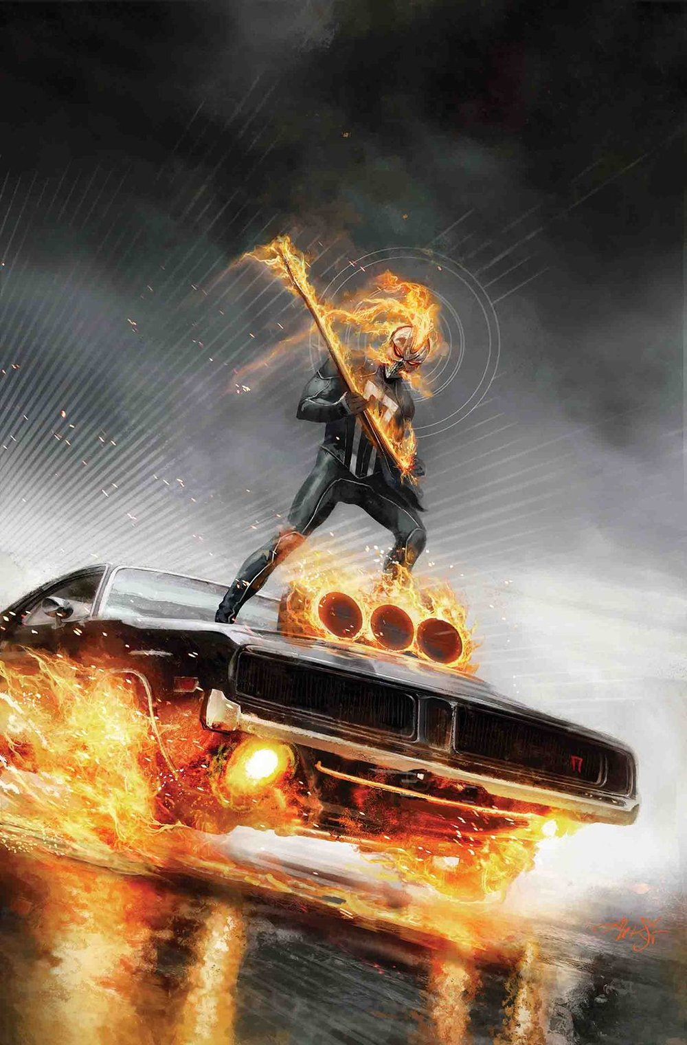 WHAT IF: GHOST RIDER #1