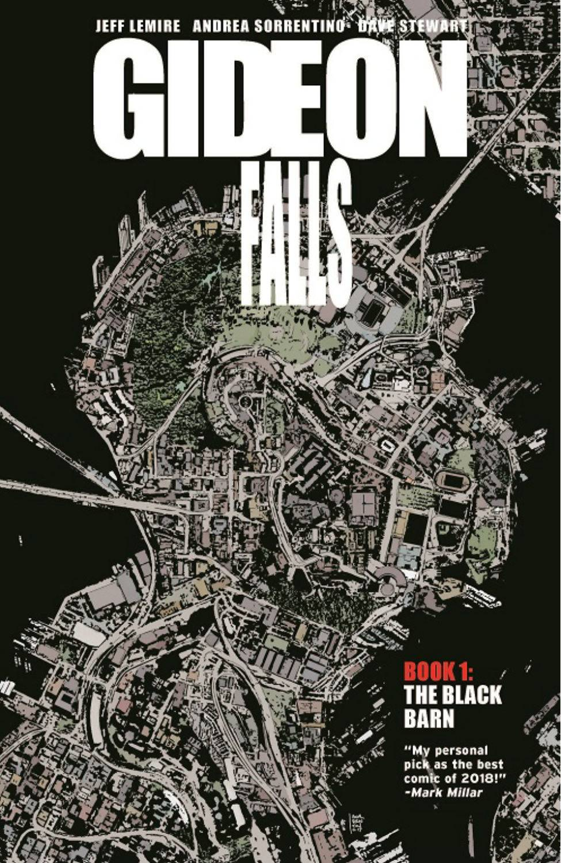 GIDEON FALLS, VOL 1: THE BLACK BARN TP