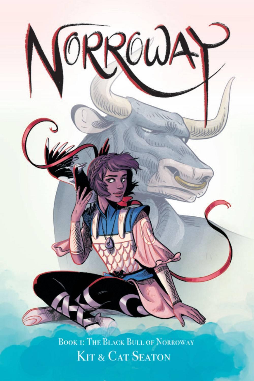 NORROWAY, BOOK 1: THE BLACK BULL OF NORROWAY OGN TP