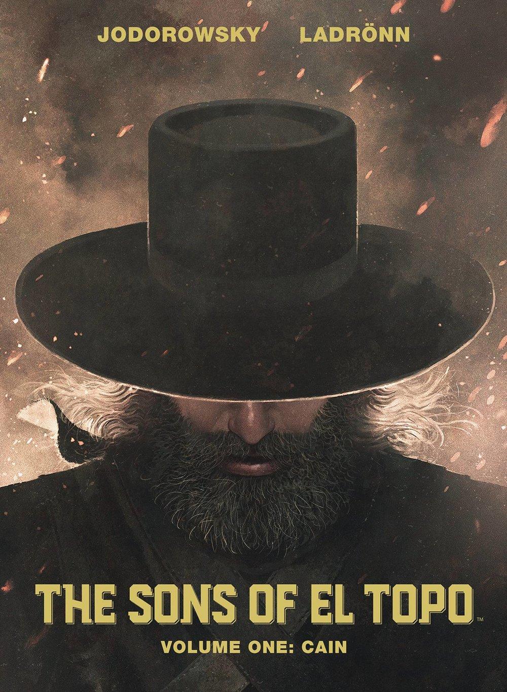 SONS OF EL TOPO ORIGINAL GN HC VOL 01