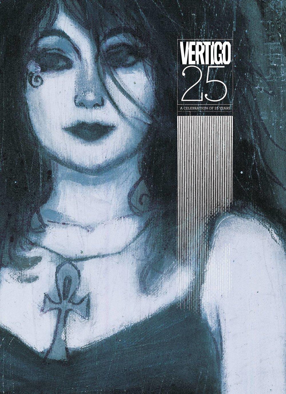VERTIGO: A CELEBRATION OF 25 YEARS HC