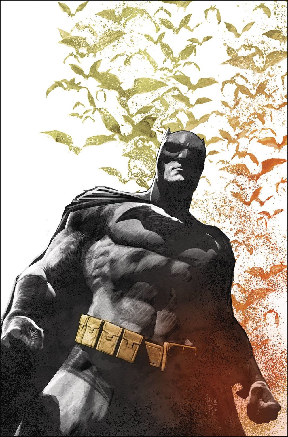 BATMAN SECRET FILES #1