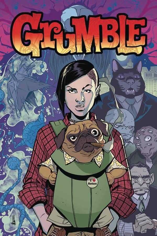 GRUMBLE #1