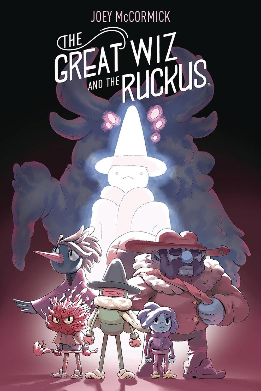 GREAT WIZ & RUCKUS ORIGINAL GN