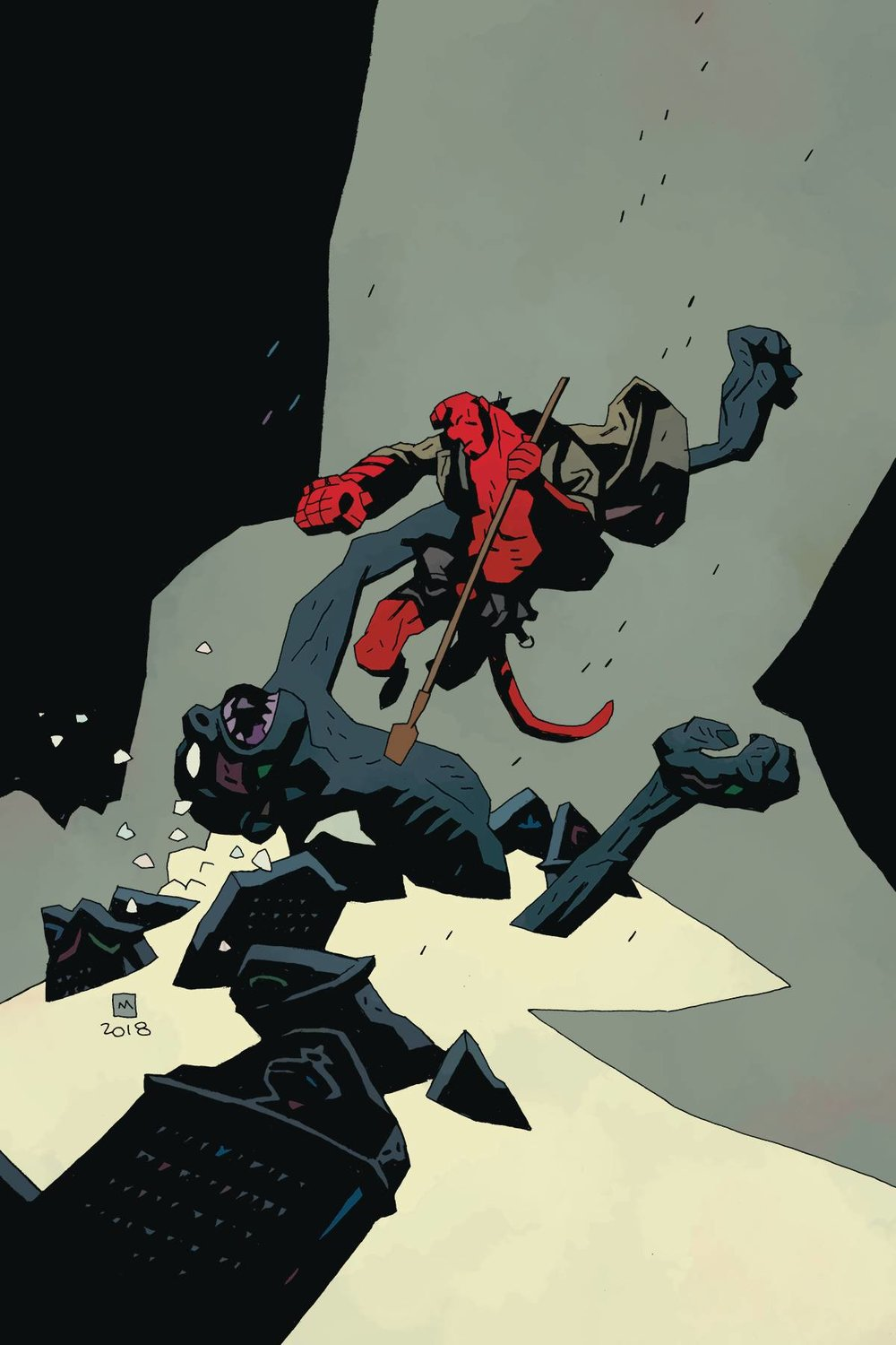 HELLBOY WINTER SPECIAL 2018