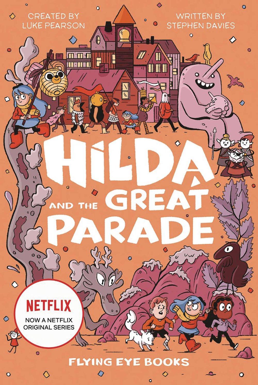 HILDA & GREAT PARADE MOVIE TIE IN NOVEL