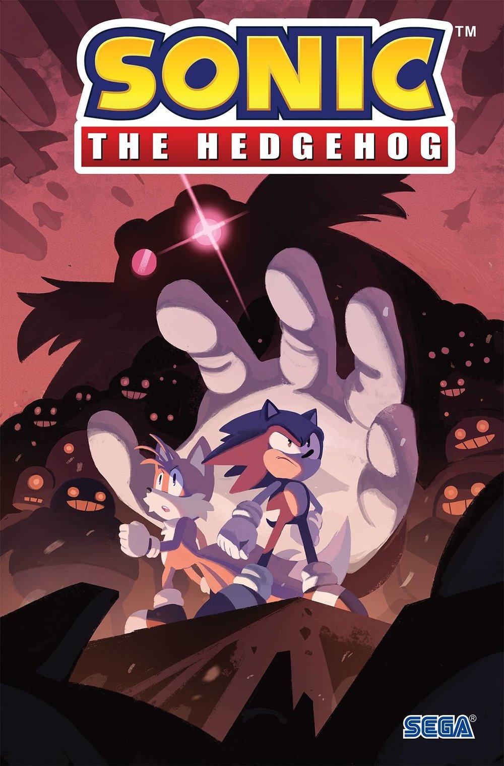 SONIC THE HEDGEHOG TP VOL 02 FATE DR EGGMAN