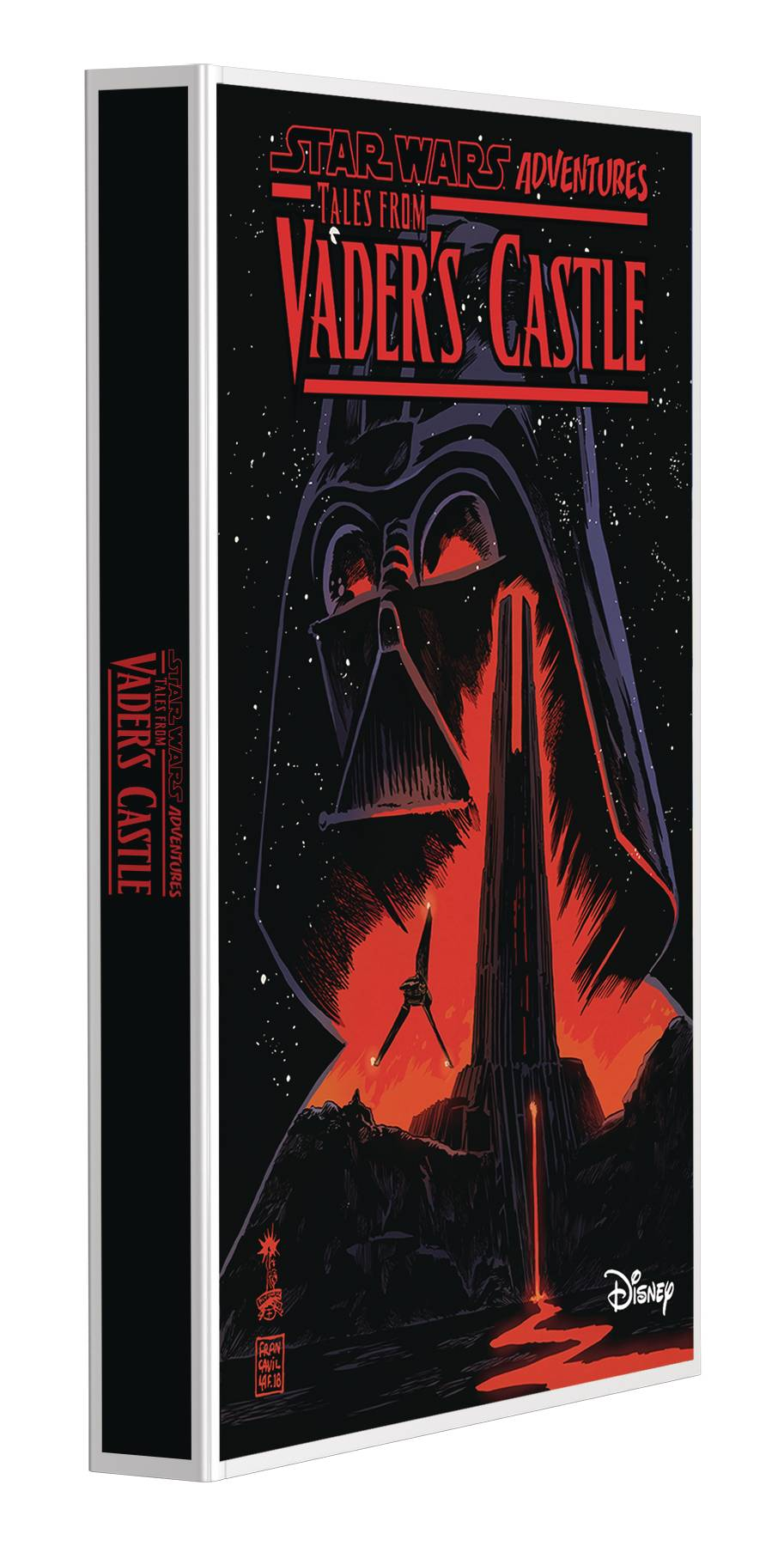 STAR WARS ADVENTURES TALES FROM VADERS CASTLE BOX SET