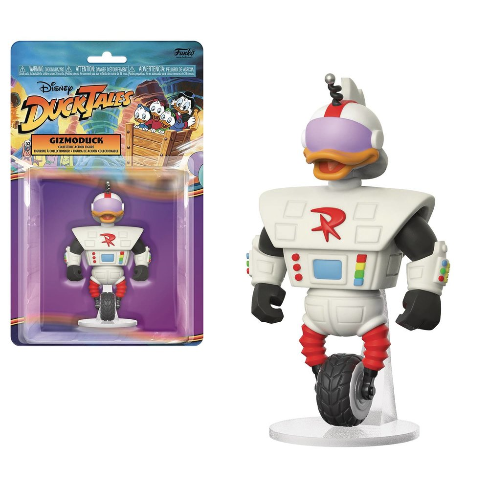 FUNKO DISNEY AFTERNOON S2 GIZMODUCK AF