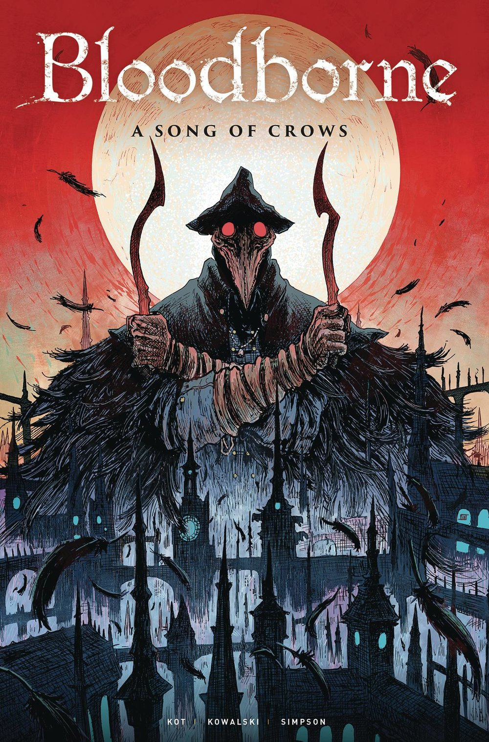 BLOODBORNE #9 SONG OF CROWS CVR A STOKELY