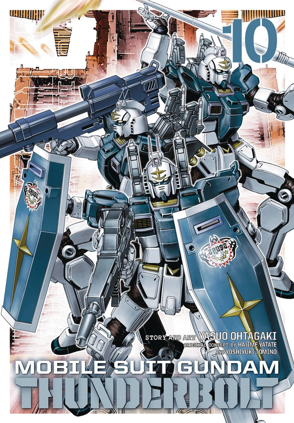 MOBILE SUIT GUNDAM THUNDERBOLT GN VOL 10