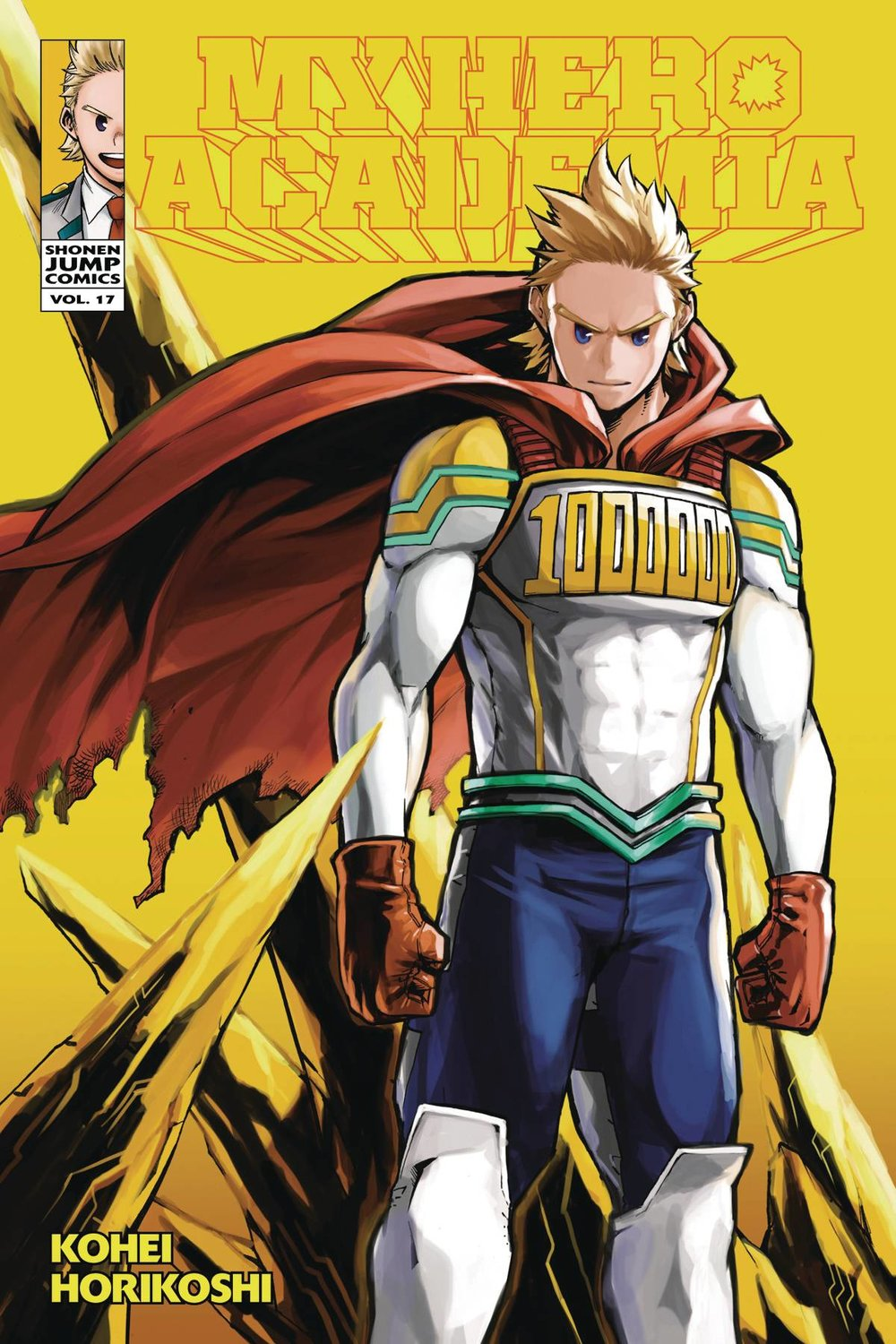 MY HERO ACADEMIA GN VOL 17