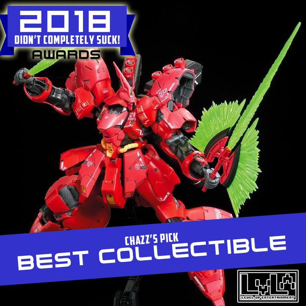 Gundam RG Sazabi