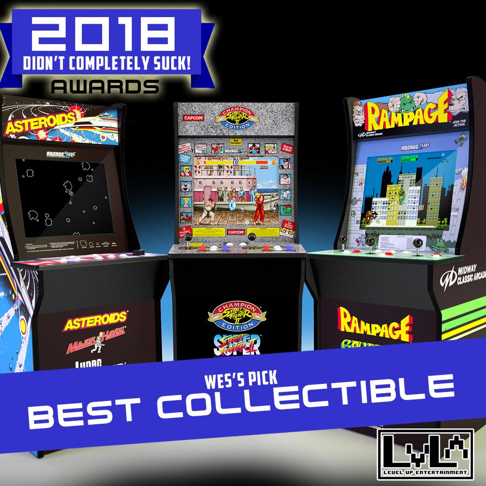 Arcade 1-Up Arcade Machines