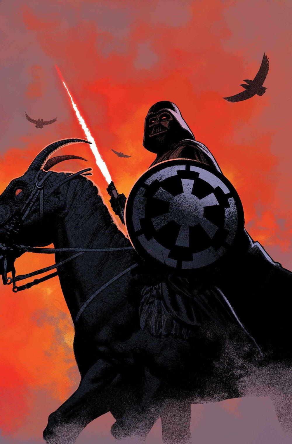 STAR WARS VADER DARK VISIONS #1