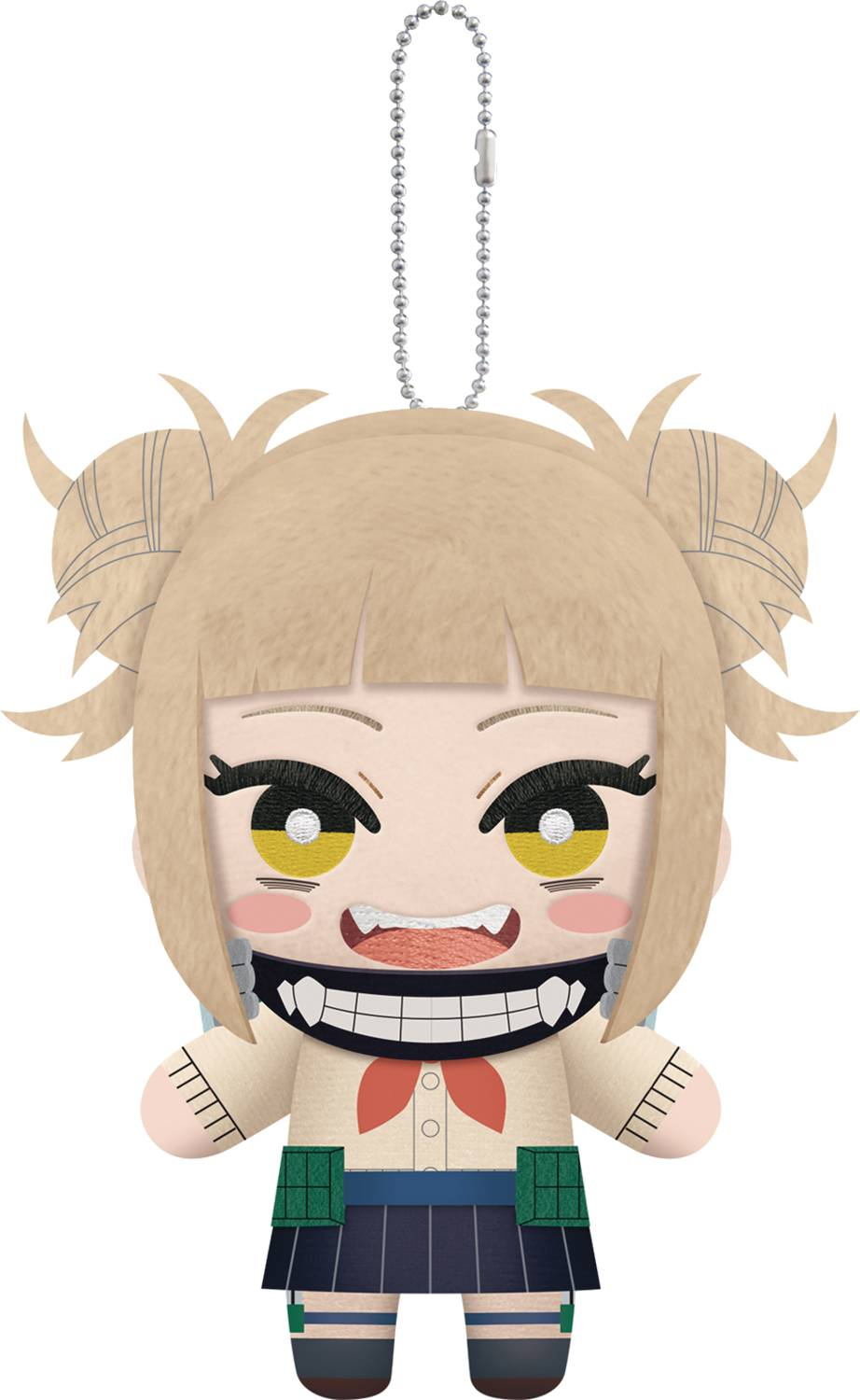 MY HERO ACADEMIA 6IN TOGA PLUSH DANGLER