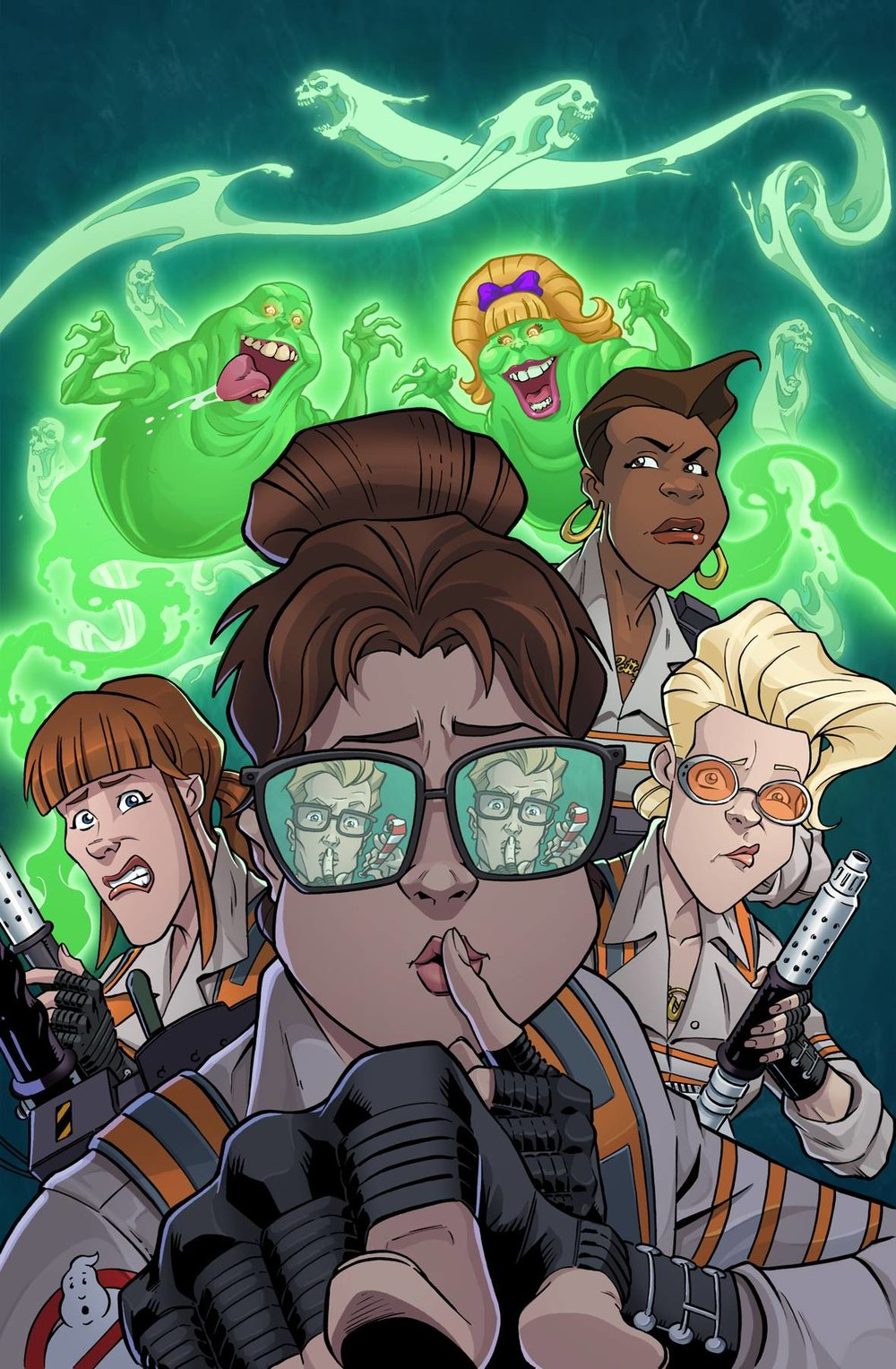 GHOSTBUSTERS 35TH ANNIV ANSWER CALL GHOSTBUSTERS