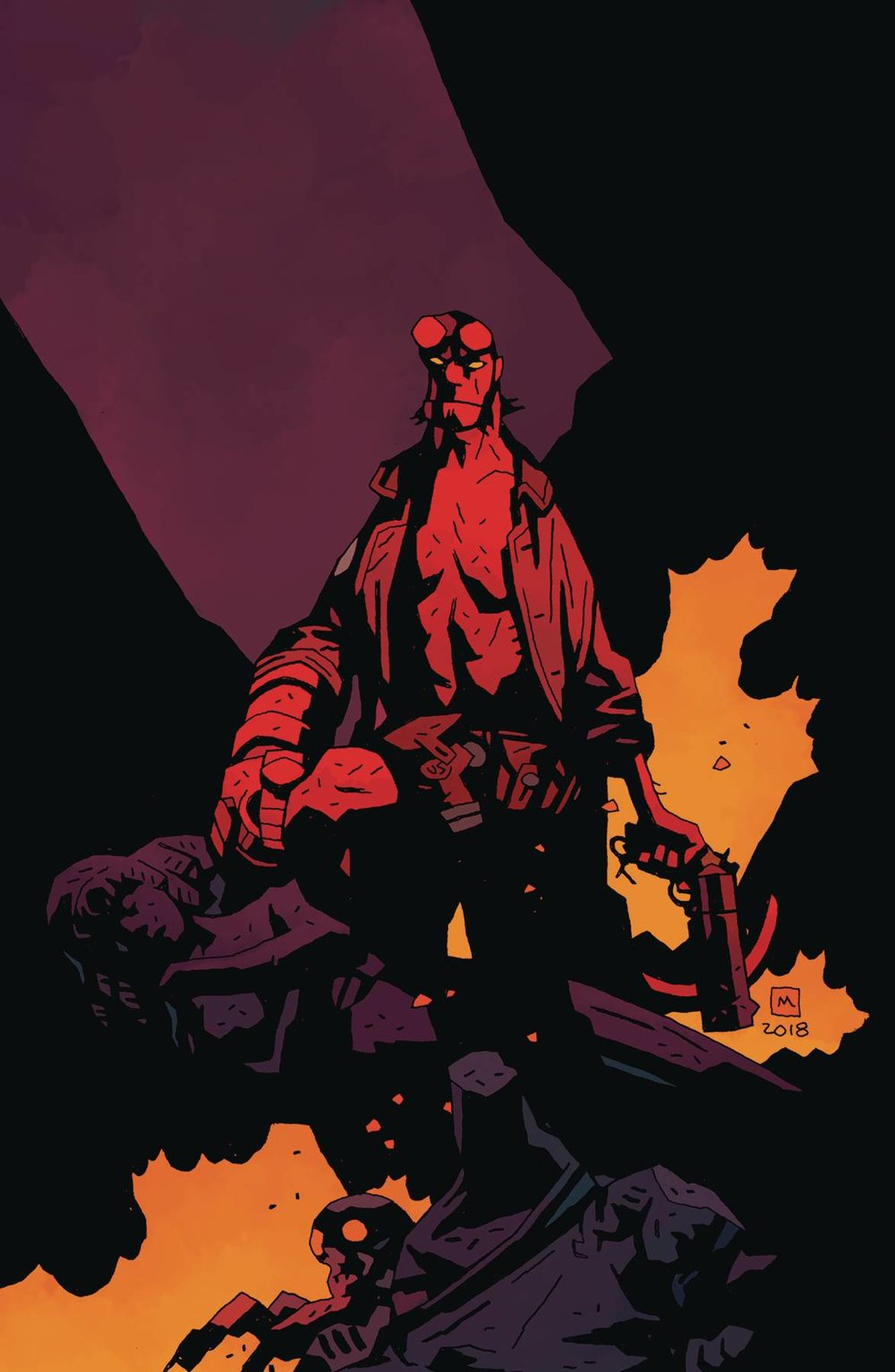 HELLBOY DAY 2019 SEED OF DESTRUCTION