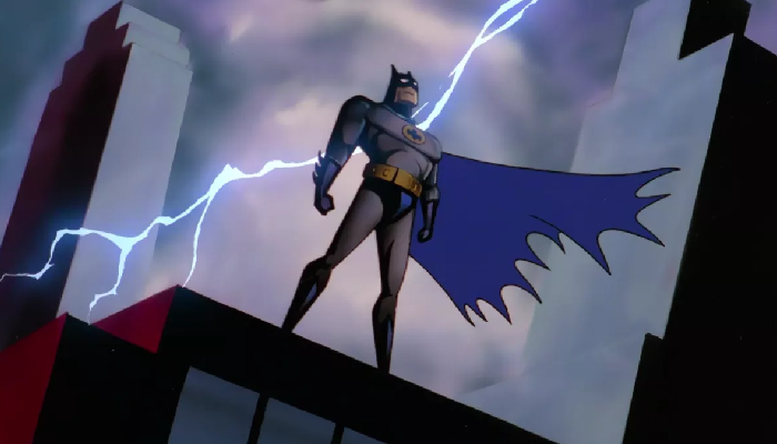 Batman: The Animated Series premiered on September 5, 1992