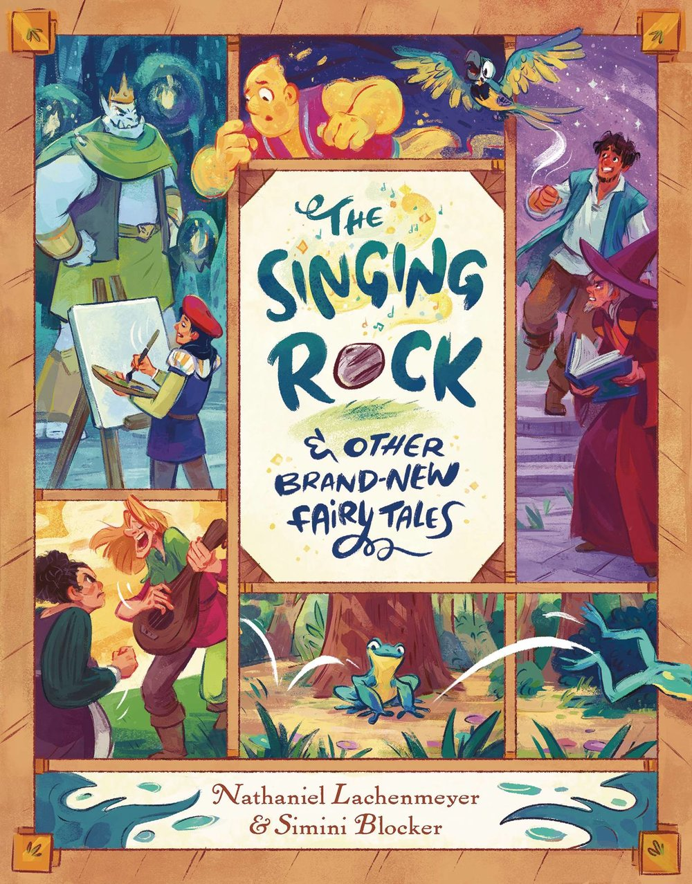 SINGING ROCK & OTHER BRAND NEW FAIRY TAES HC