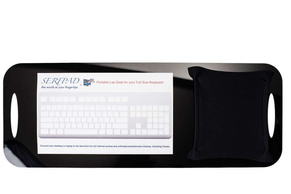 Standalone  SERFPAD®  pictured .  Does not come with keyboard and mouse allowing you to use what you already have and used to.