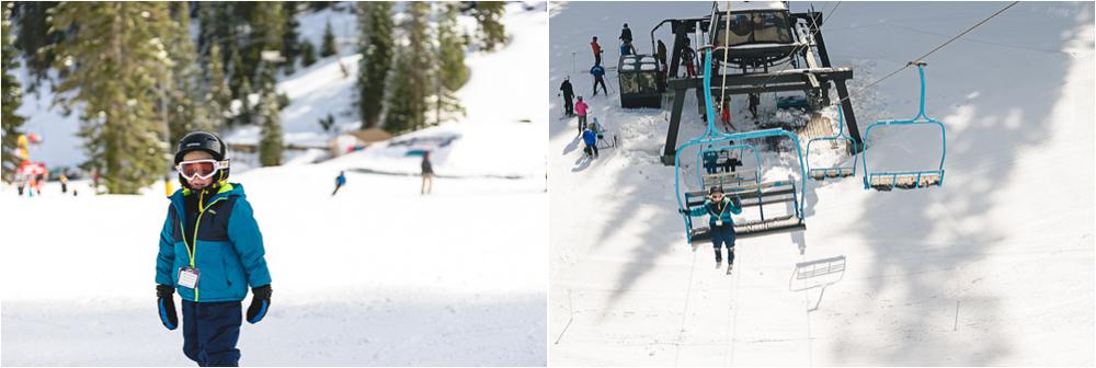 bluewood ski photos