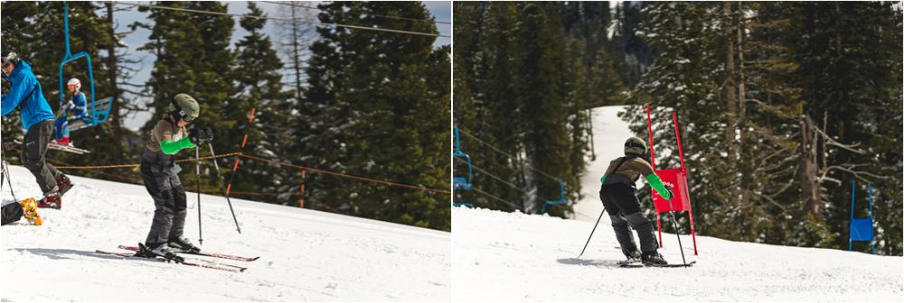 ski school photo