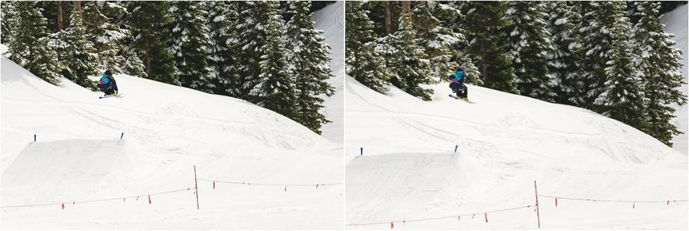 skiing event photo