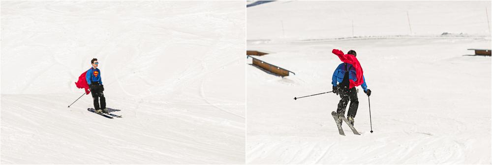 superman skiier