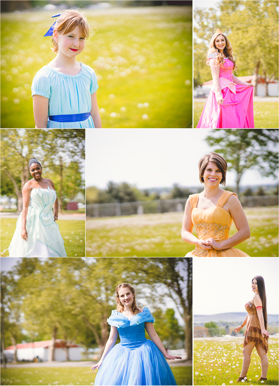 royal tea princesses