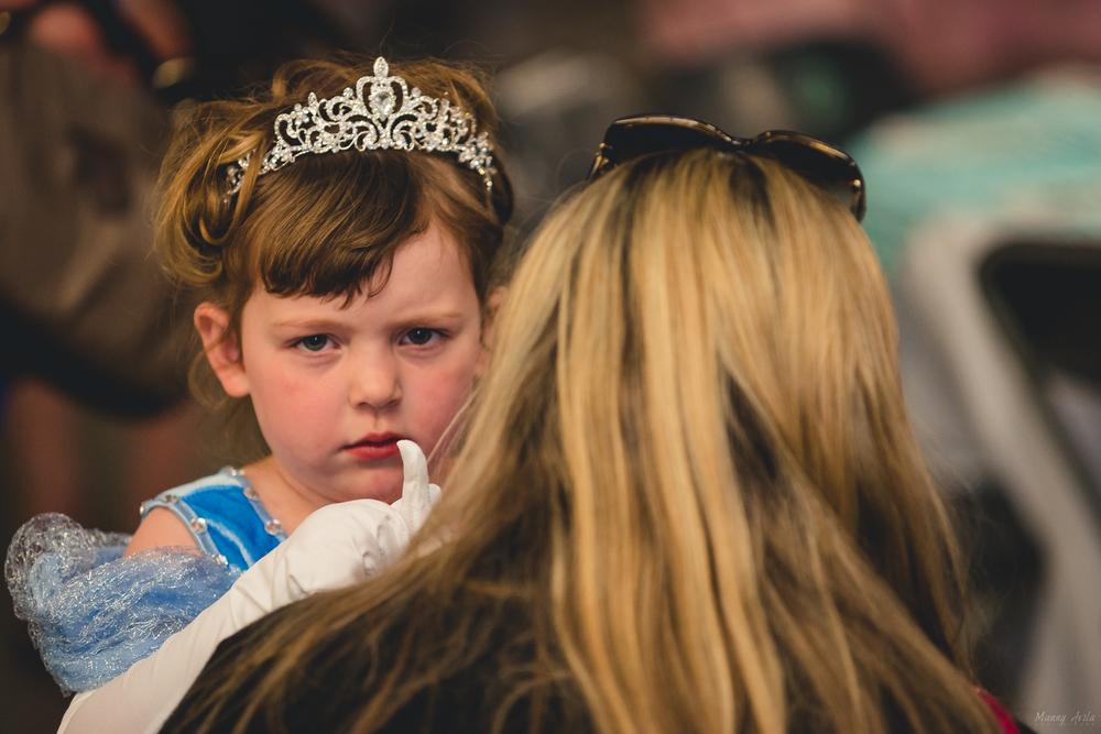 grumpy princess