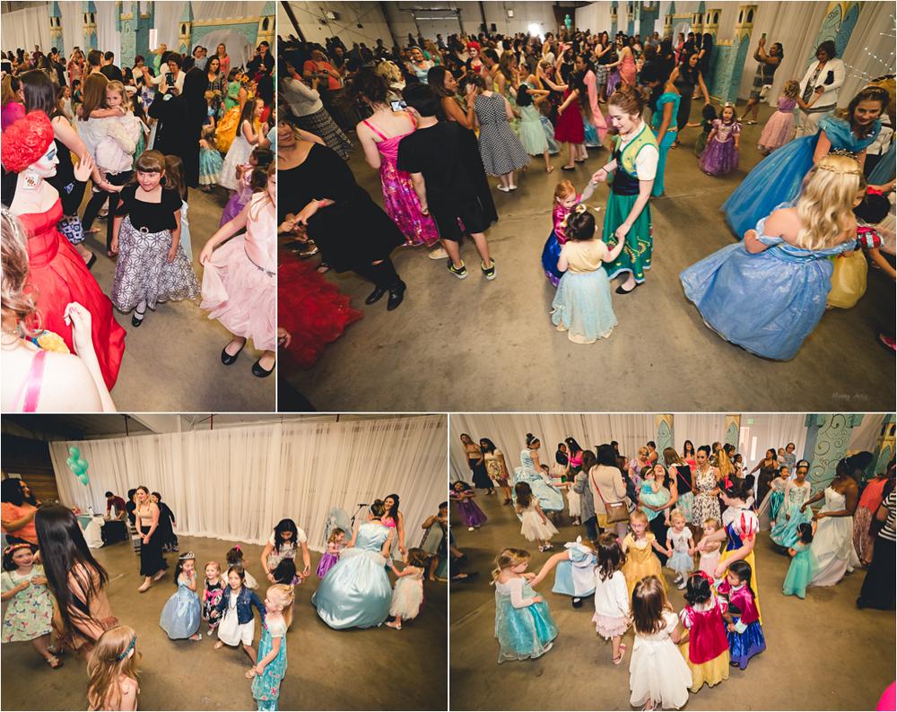 tri-cities princesses dancing