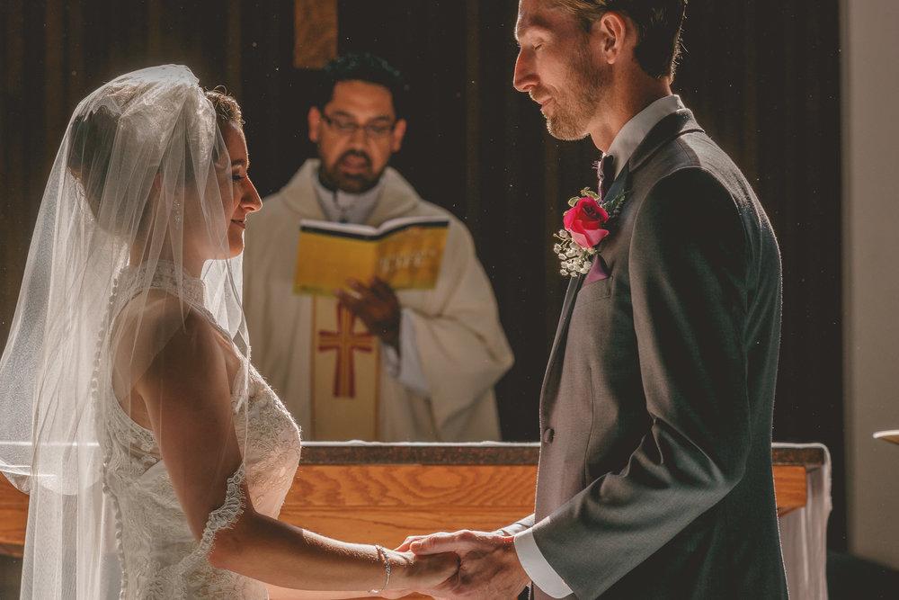 Our Lady Of Snows Church Leavenworth Wedding