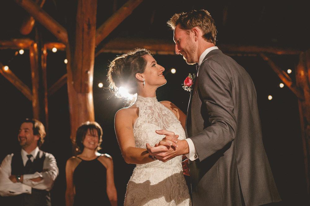 Beaver Creek Barn Leavenworth Wedding